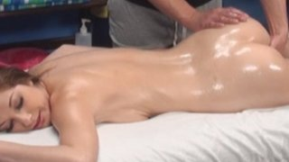 Gia seduced and fucked by her massage therapist on hidden camera