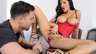 Romi Rain & Seth Gamble in My Wife Shot Friend Thumbnail