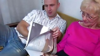 OldNanny Old granny is very very horny  and wet Thumbnail