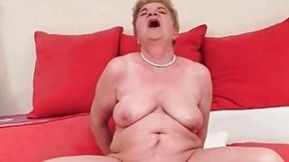 Naughty Busty Fat Grandmas Sex Compilation Thumbnail