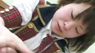 Mayu Nakane  Japan SchoolGirl Hairy Pussy Plugged Thumbnail