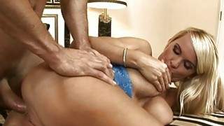 Tit Fucked Pussy Fisted Anal Drilled MILF Winnie Thumbnail