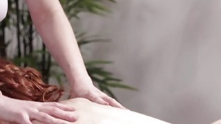 Lesbian Veronica moans while her pussy is massage by Veruca Thumbnail