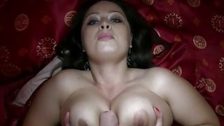 Babe delights with her exceptional blow job skills Thumbnail