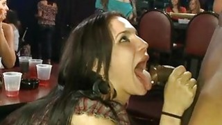 Alluring banging delights with chick spectators Thumbnail