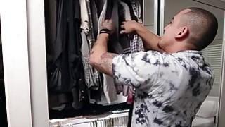 Mind blowing hottie Anya Olsen blows a big fat cock Thumbnail