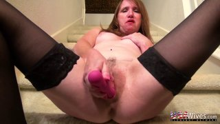 USAwives Solo Mature Masturbation Compilation
